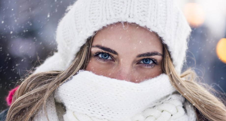 winter skin breakouts